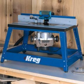 Mesa de Bancada para Tupia PRS2100 - Kreg