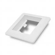 Mini Espelho Qtmov Serie 200 Nbr 2Bl - Branco - Dutotec