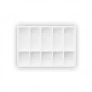 Organizador de Notas On-21 (L: 510Mm) (C: 330Mm) - Moldplast
