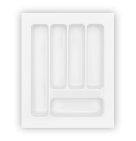 ORGANIZADOR DE TALHERES OG-16 (MÍN: 28,3 X 36,5CM) (MÁX: 34,3 X 42,5CM) - MOLDPLAST
