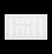 ORGANIZADOR DE TALHERES OG-81 (MÍNIMO: 77,5 X 43,5CM) (MÁXIMO: 83,5 X 49,5CM) - MOLDPLAST
