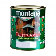 OSMOCOLOR BLACK UV GOLD 0,9L - MONTANA