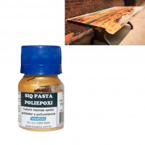Pasta Corante para Resina Amarelo Ocre 30ml - Siquiplás
