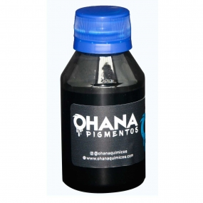 Pigmento Preto Translucido (50g) - Ohana