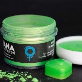 Pigmento Verde Perolado (10g) - OHANA