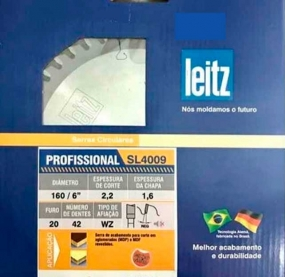 Serra HW 250x3,2/2,2x30 Z48 WZ - Leitz