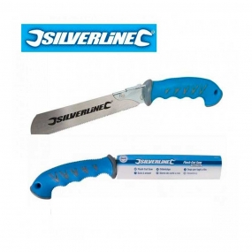 Serrote Flush Cut Saw (Tipo Japonês) - Silverline