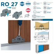 Sistema Deslizante RO 27 - Rometal