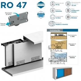 Sistema Deslizante RO 47 4030 - Rometal
