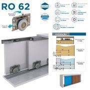 Sistema Deslizante RO 62 4030 Universal - Rometal