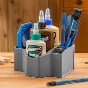 Suporte para Colas e Pinceis (Glue Caddy) - Rockler