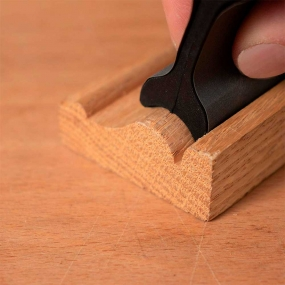 Suporte para Lixar Contorno (Contour Sanding Pads) - Woodriver