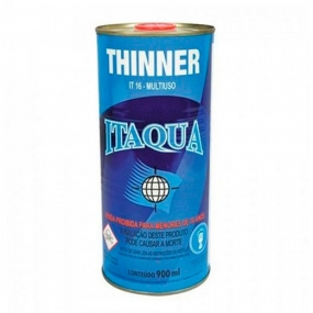 Thinner  IT-16 Multiuso 900ml - Itaqua