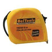 Trena Curta Simples 8m x 25mm - Beltools