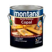 Verniz Premium Copal Brilhante 0,9L - Montana