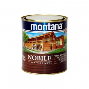 Verniz Nobile Lasur Transparente 0,9L - Montana