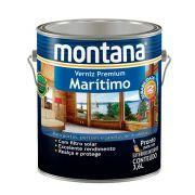 VERNIZ PREMIUM MARÍTIMO NATURAL BRILHO 3,6 L - MONTANA