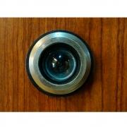 Visor Olho Mágico - Porta 200 Graus Cromado - Kala