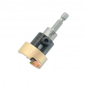Adaptador Escareador Countersink Aluminio TACB806 - Wpw