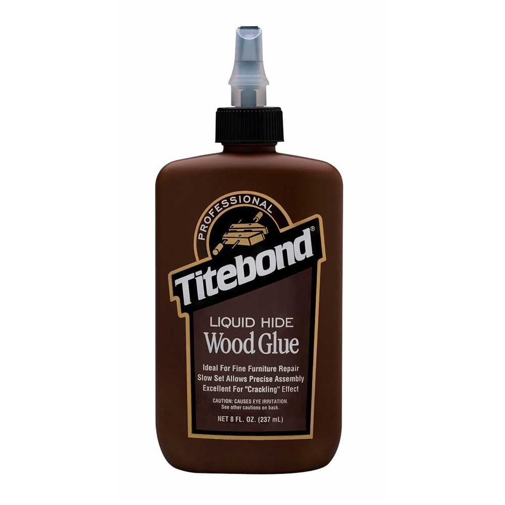 Cola Liquid Hide Wood Glue (237ml) - Titebond