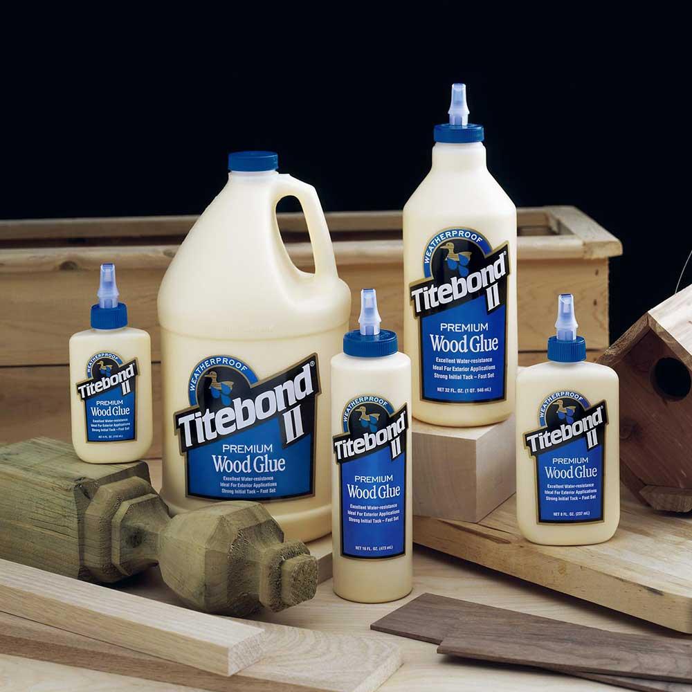 Cola II Premium Wood Glue (946ml)  – Titebond