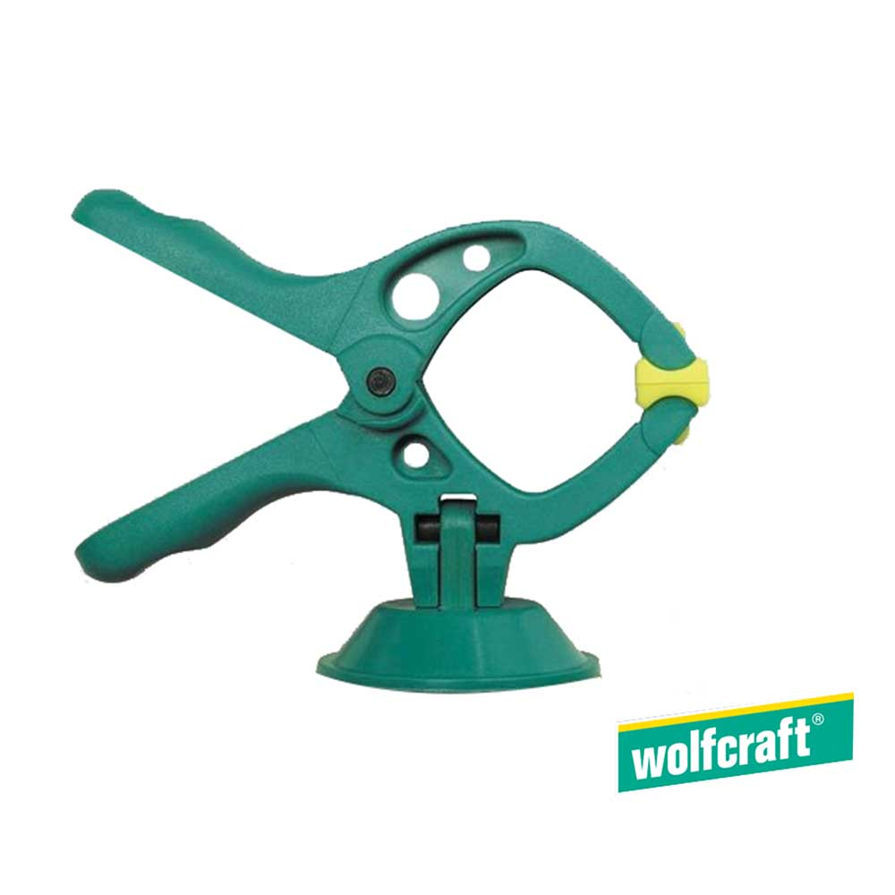 Mini Grampo com Mola Microfix - Wolfcraft