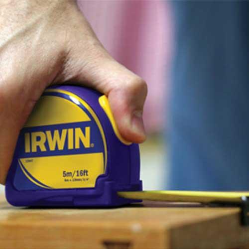 """Trena Standard 5M 3/4"""" - Irwin"""