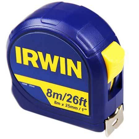 """Trena Standard 8M 1"""" - Irwin"""