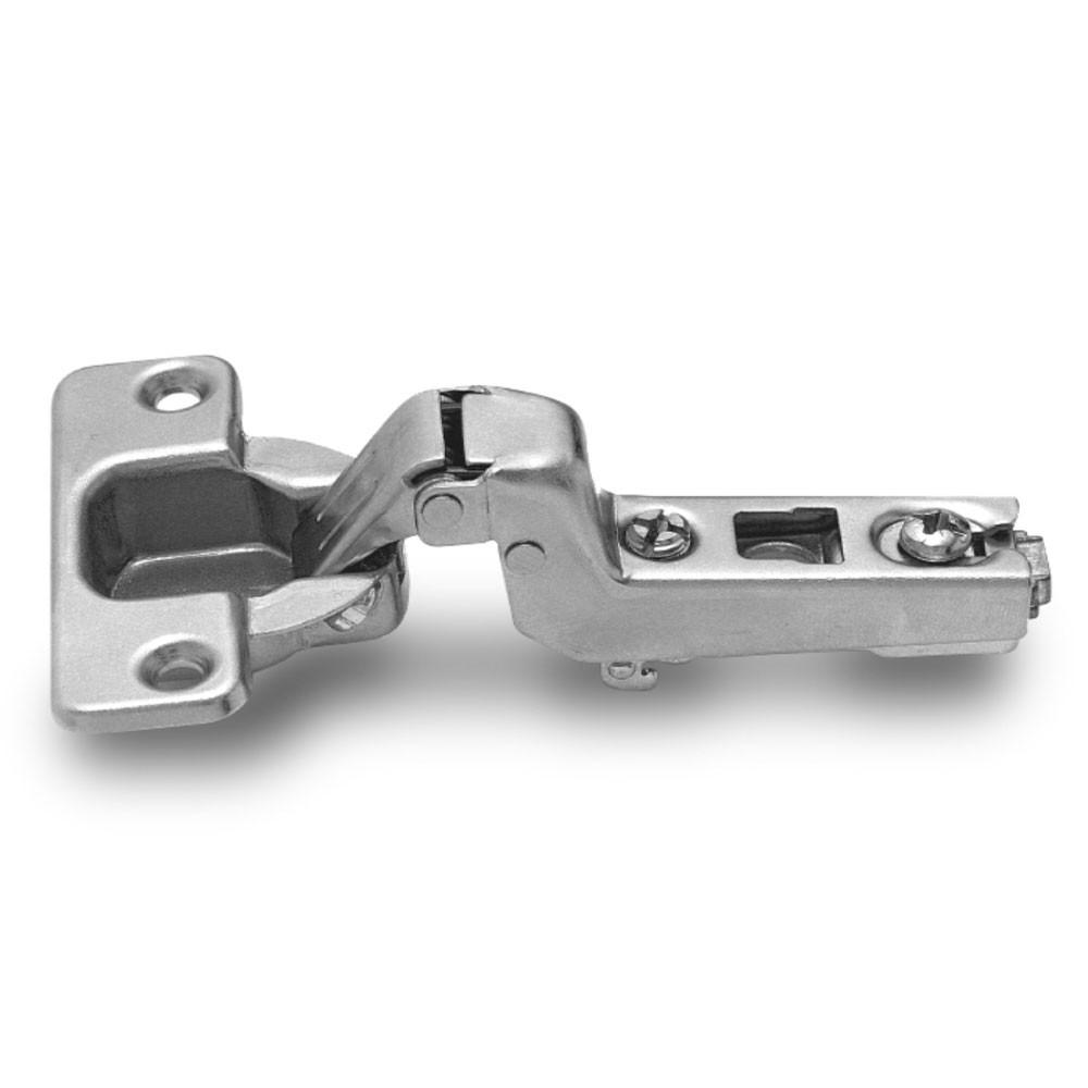 Dobradiça 35mm Slide ON 110º Alta + Calço 4mm- FGVTN