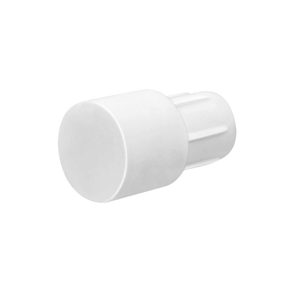 Suporte Prateleiras 8x6mm Branco (20 peças) - FGVTN