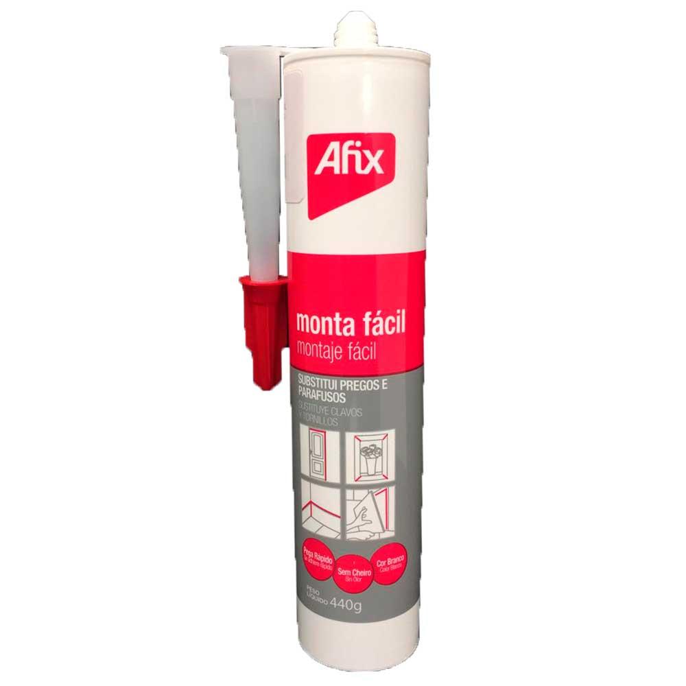 Afix Monta Fácil Base D'água 440g - Artecola