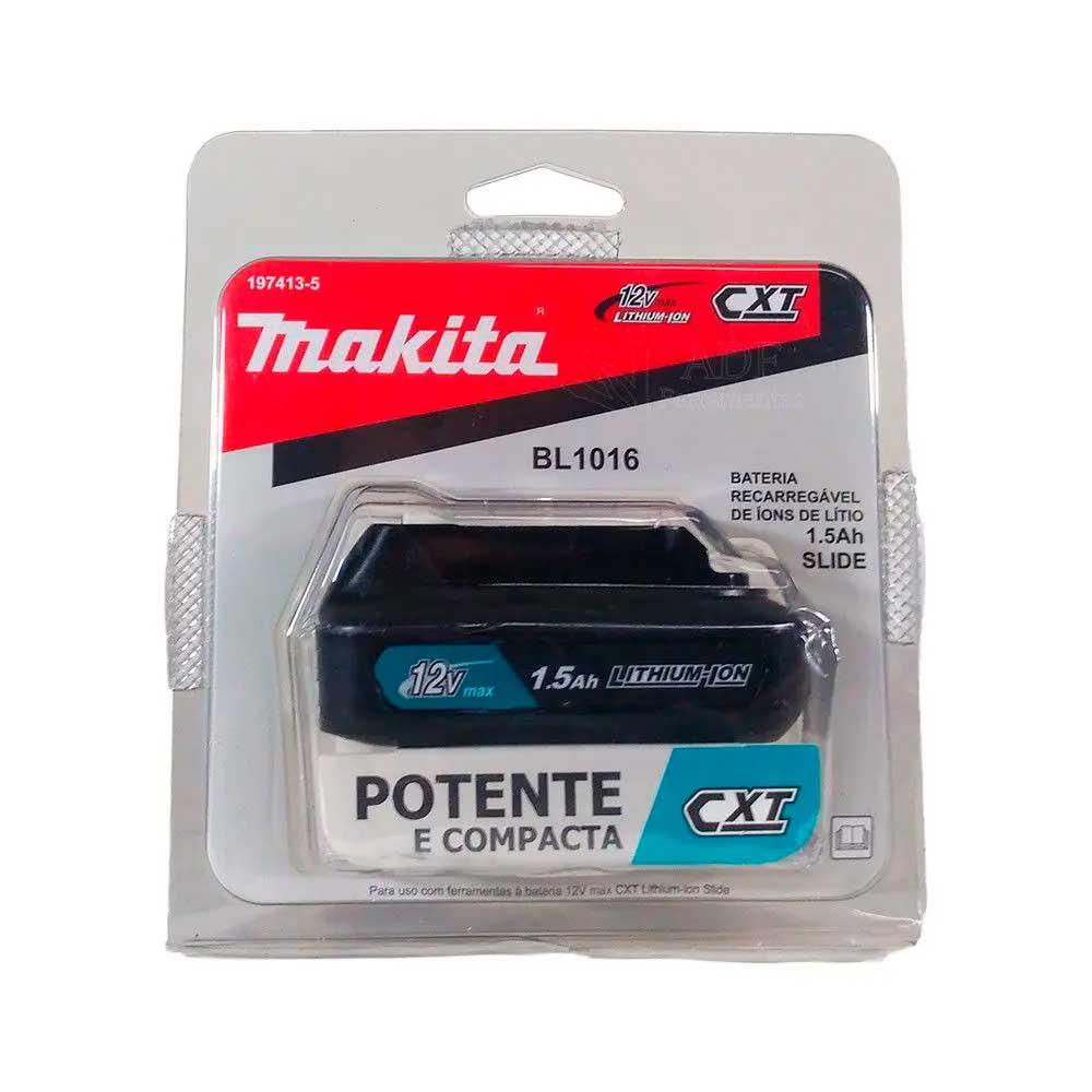 Bateria CXT Lithium Ion 1.5Ah Bl1016 - Makita
