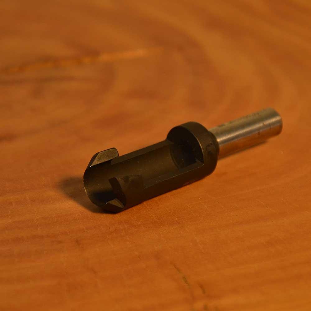 WPW - Broca Saca Tarugos 10mm x 19mm - H8/61