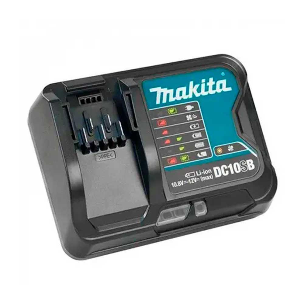 Carregador De Bateria 12V Max-DC10SB - Makita