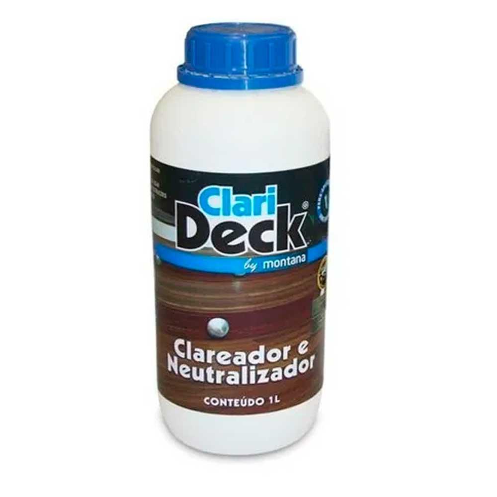 Clarideck Clareador/Neutralizador 1L - Montana