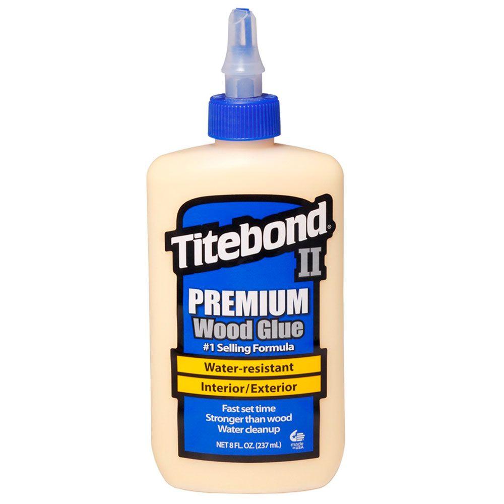 Cola II Premium Wood Glue (237ml) - Titebond