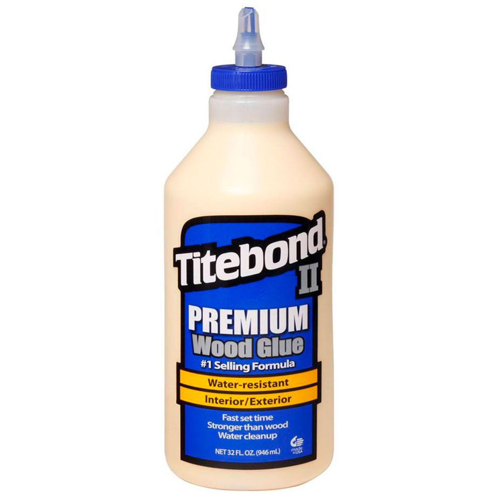 Cola II Premium Wood Glue (946ml)  – Titebond