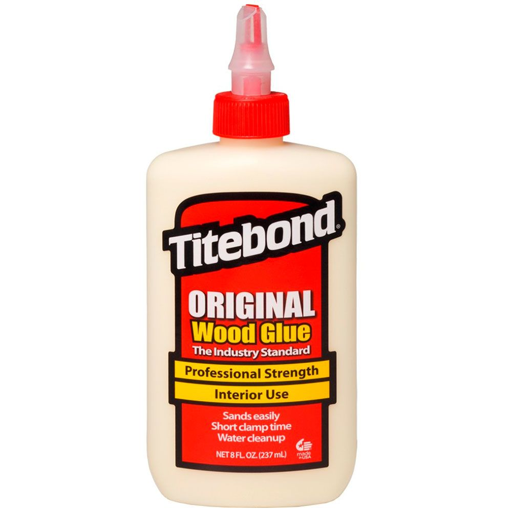 Cola Original Wood Glue (237ml) - Titebond