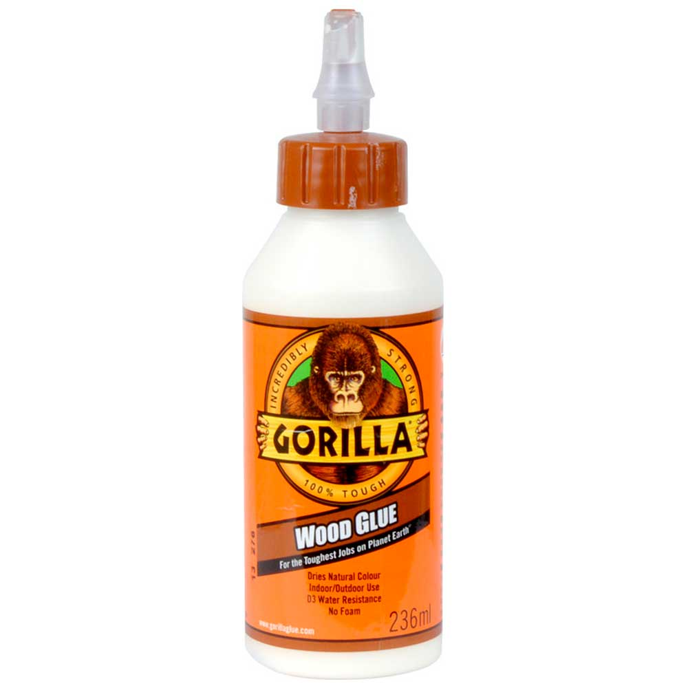 Cola para Marceneiro Wood Glue (236ml) - Gorilla