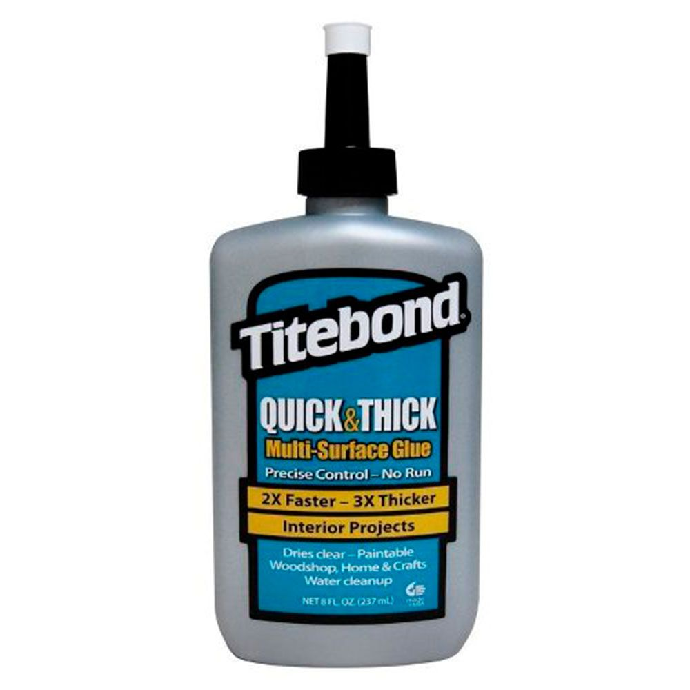 Cola Quick&Thick (237ml) - Titebond