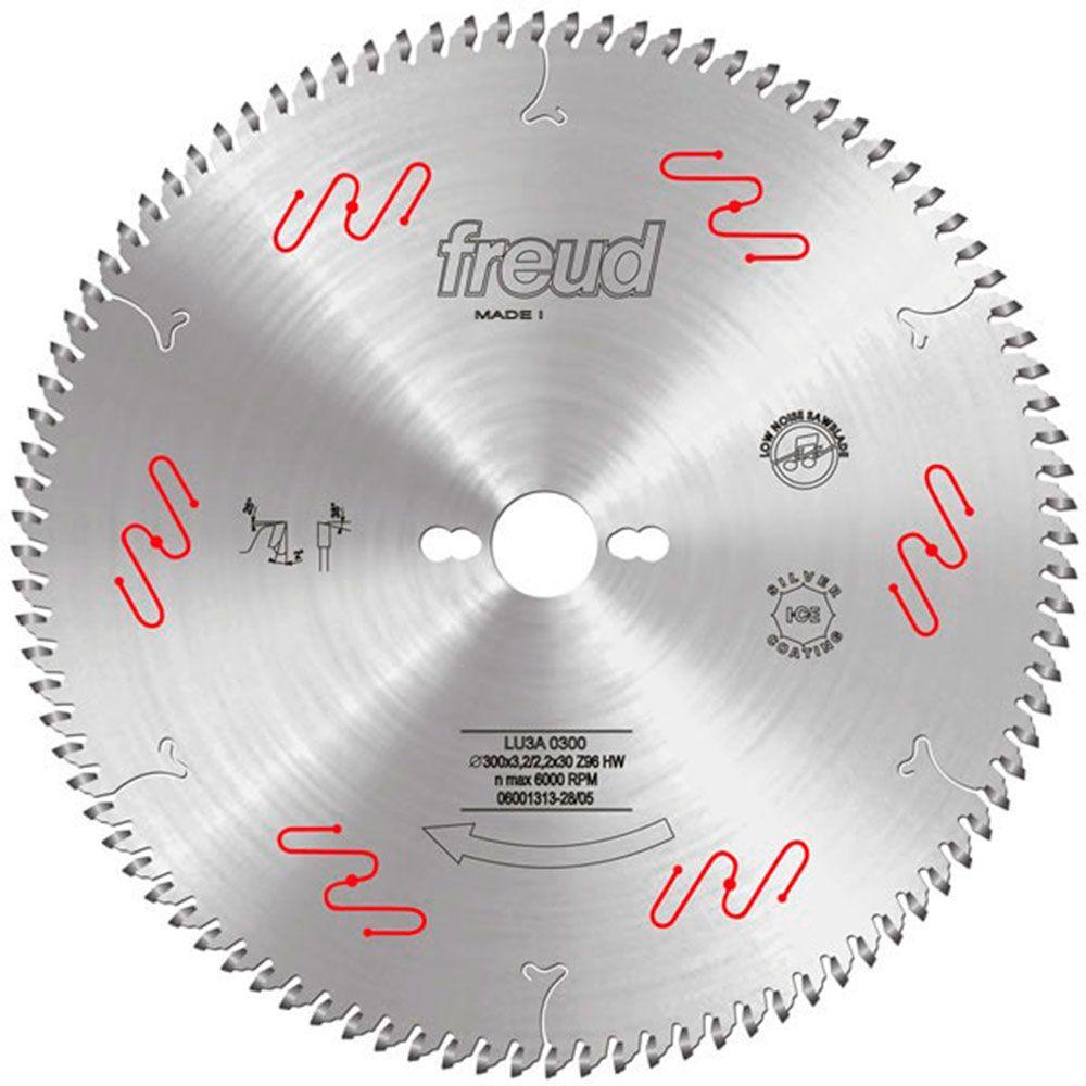 Disco de Serra para Madeira 300x3,2mm LU3A 0300 96 dentes - Freud