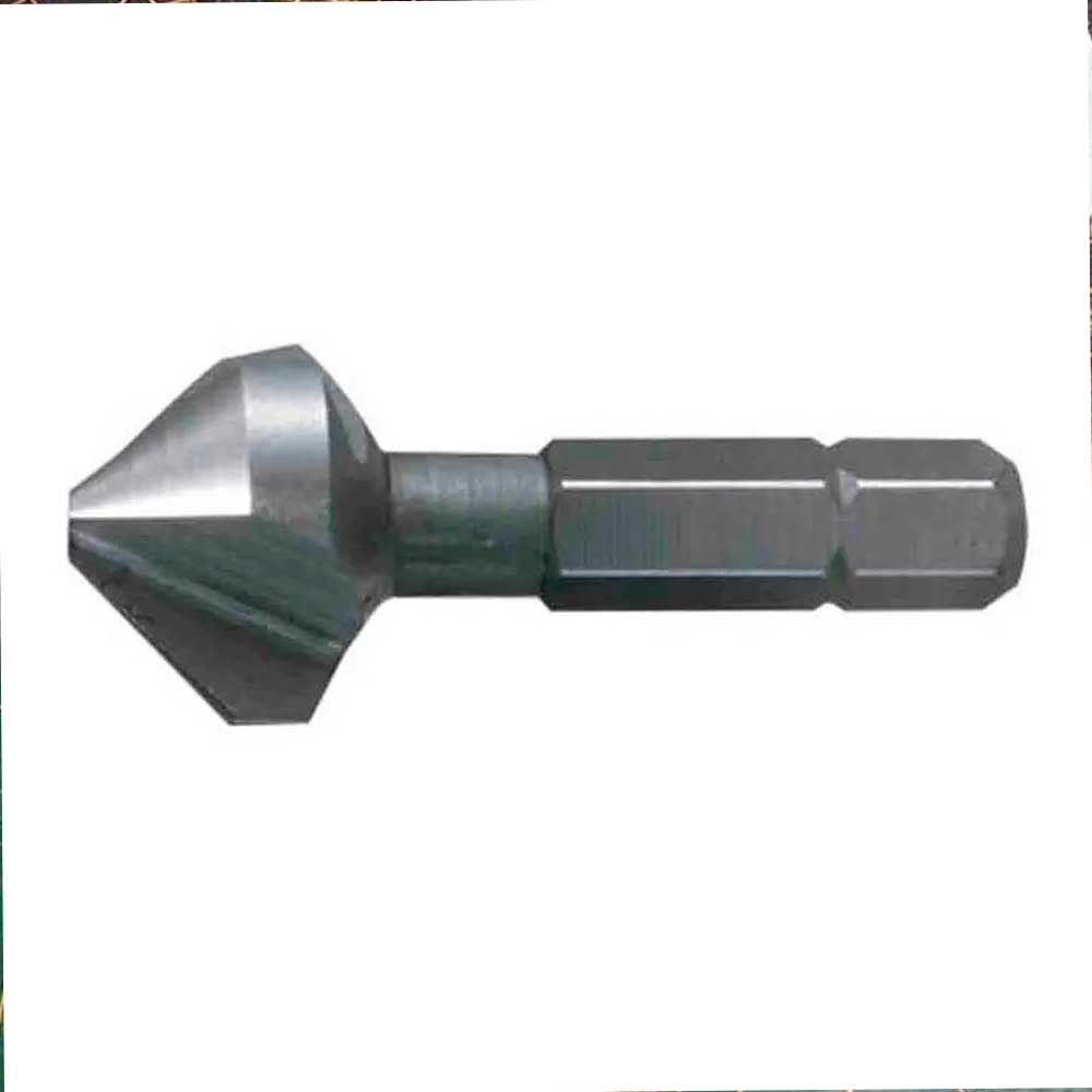 """Escareador 8.3mm com Encaixe Sextavado 1/4"""" D-37328 - MAKITA"""