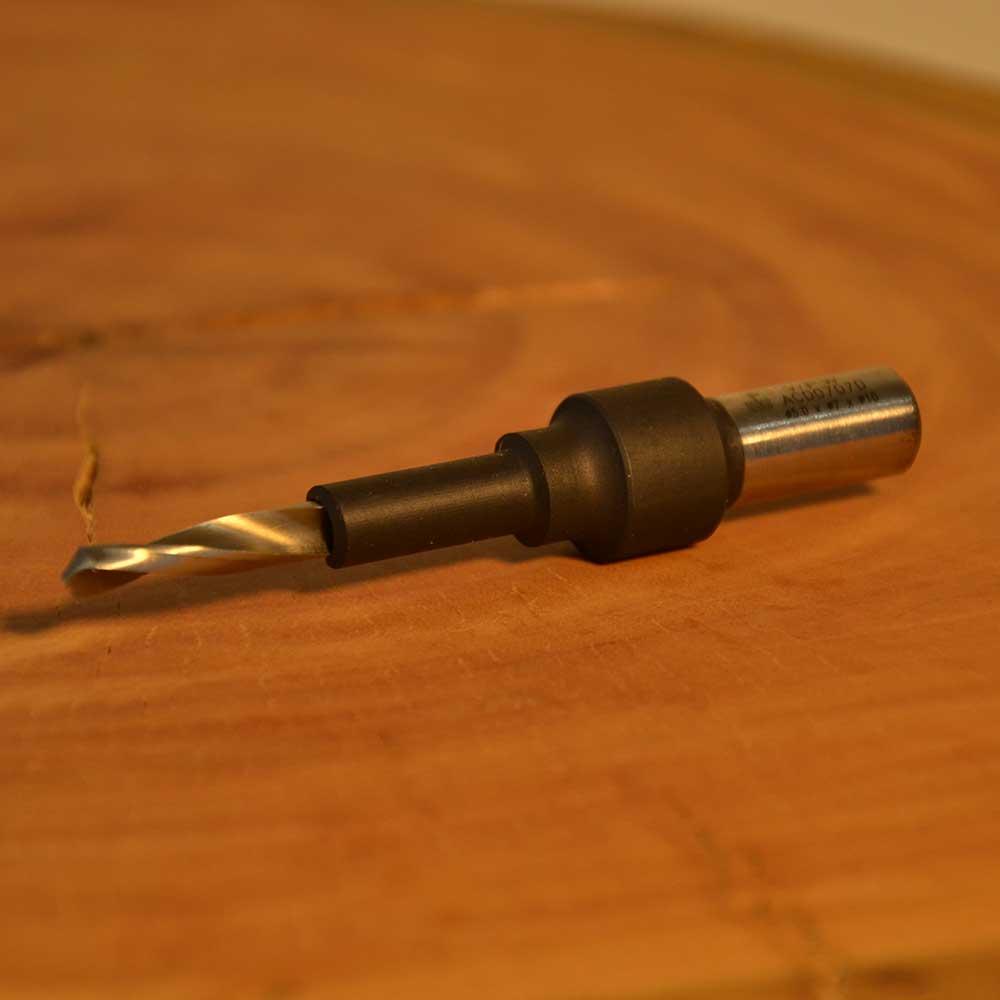 ESCAREADOR LONGO 10MM X 19MM C/ BROCA 5MM - H10/59 (Cod. ACD0707D) - WPW