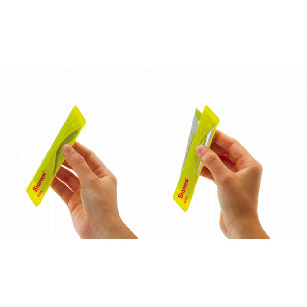 Estojo Lâmina Larga para Estiletes 18mm (10 pçs) - Starrett