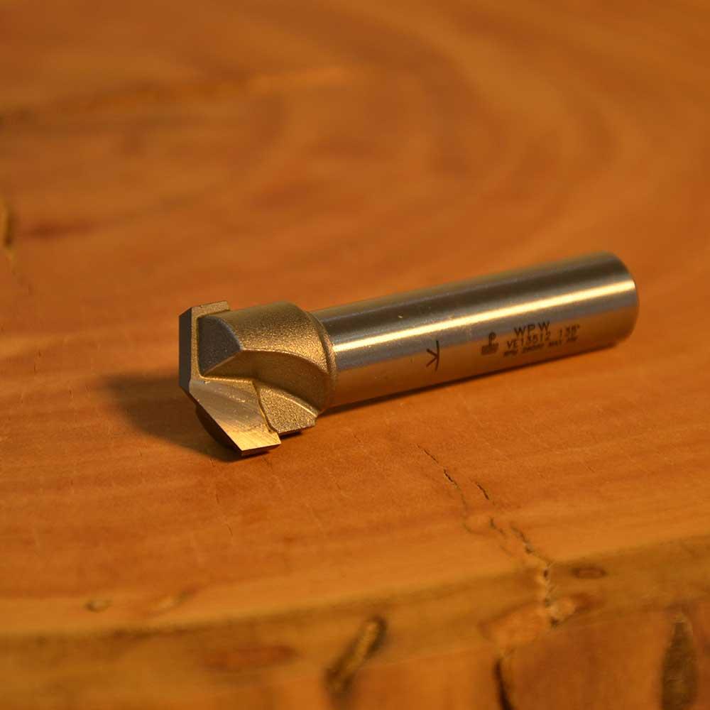 WPW - Fresa ACM - A135 - 19mm x 9,5mm - H12/63
