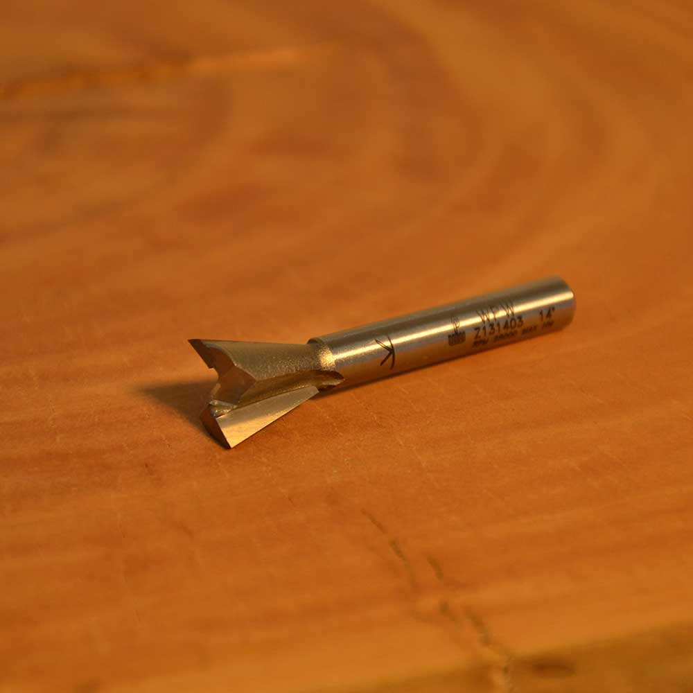 WPW - Fresa Rabo Pomba - A14 - 12,7mm x 12,5mm -H6/49