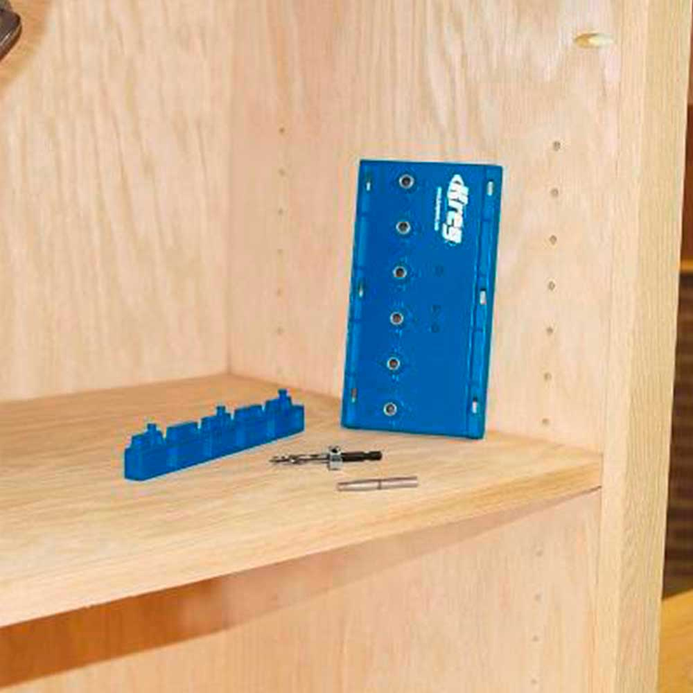Gabarito de Furação para Prateleiras (Shelf Pin Jig) - Kreg