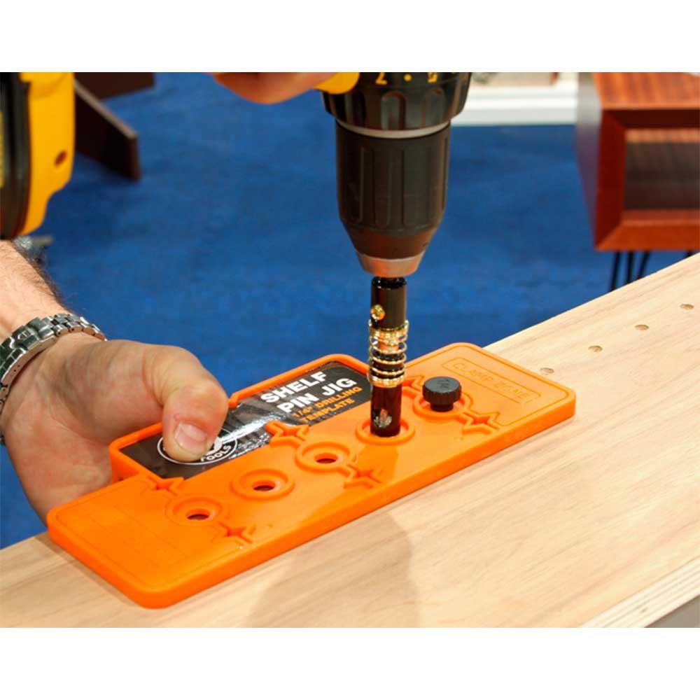 Gabarito de Furação Sequencial Sistema 32 (Shelf Pin) - Bench Dog Tools