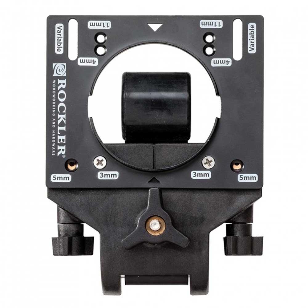 Gabarito Dobradiças 35mm (Concealed Hinge Drilling Guide) - Rockler