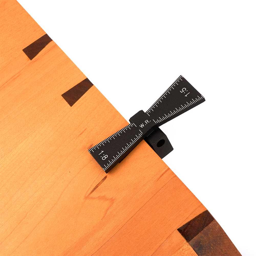 Gabarito Gravata (Dovetail Marker) - Woodriver